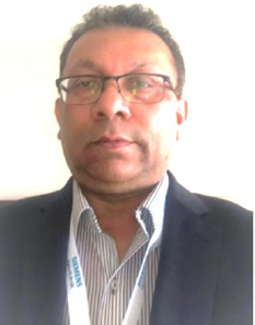 Mr. Rajesh Maharaj